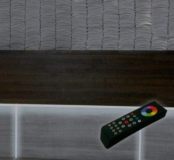 MANDO CONTROLADOR RGB MULTIZONA