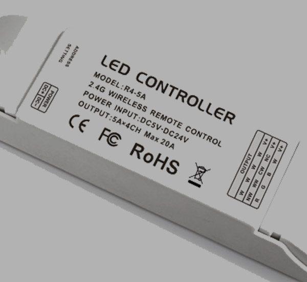 CONTROLADOR LED ZONA WI-FI