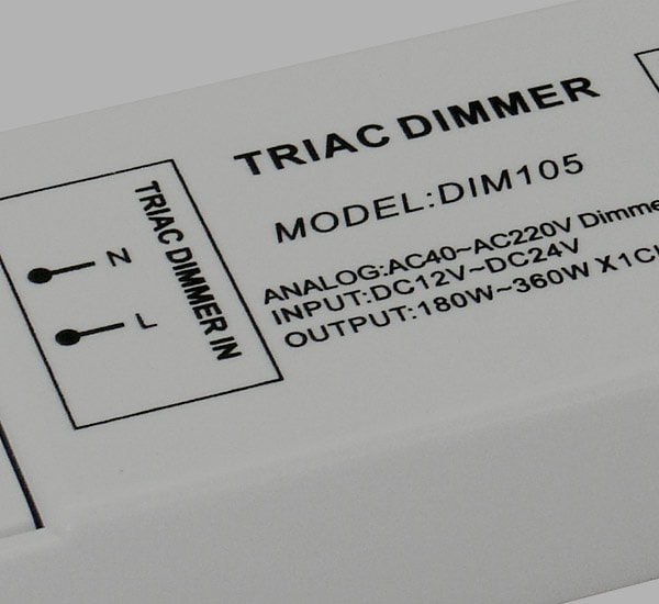DIMMER TRIAC