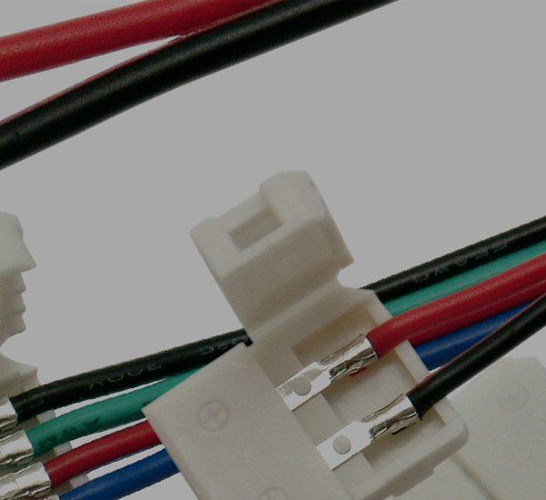 CONEXIONES TIRAS LED