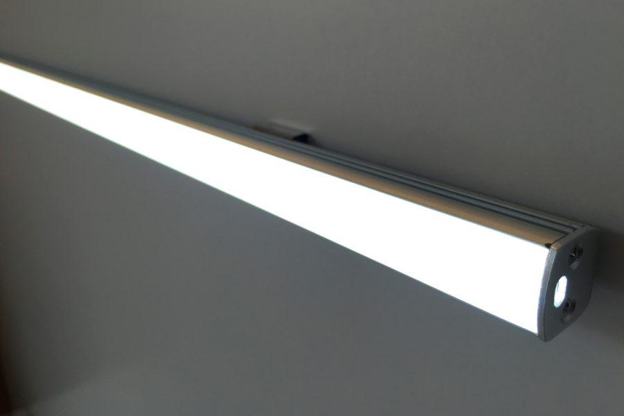 La gran importancia de la disipación  de calor en luminarias led.